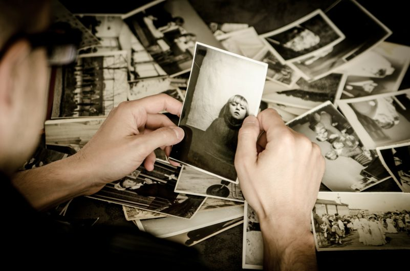 Preserve Old Photo Prints