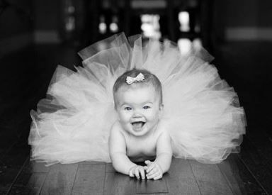 Photoshoot Ideas for Baby Girl