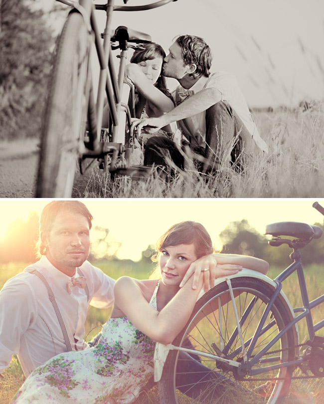 Vintage Photo Shoot Ideas